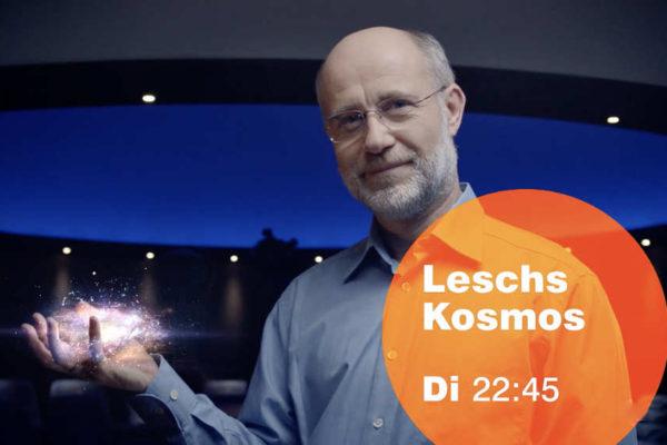 """Der Vorspann für """"Leschs Kosmos"""" wurde im Planetarium gedreht"""